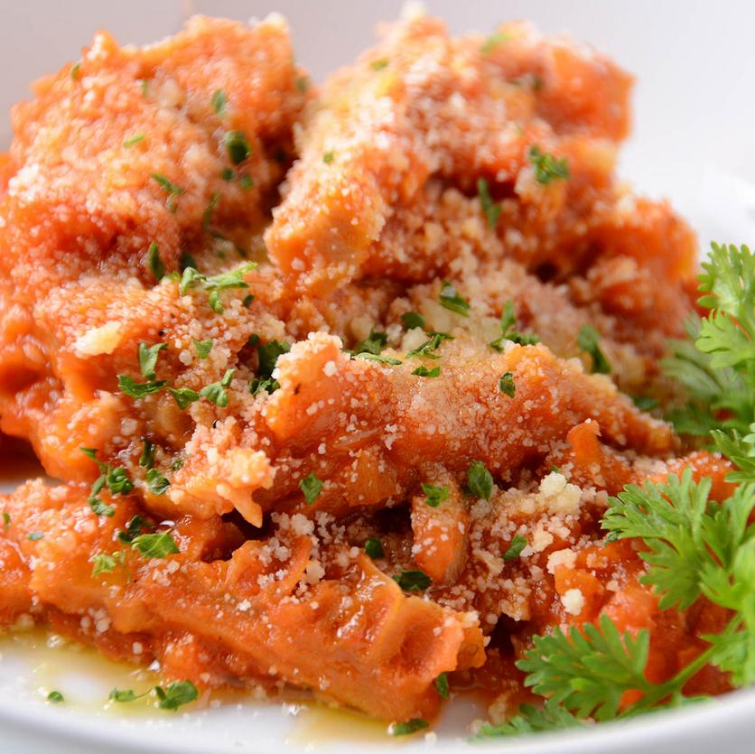 *トリッパのトマト煮